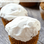 Vegan Gluten-Free Pumpkin Spice Cupcakes | Healthy Helper @Healthy_Helper Tis' the season for all things pumpkin! Traditional cupcakes get a healthy, vegan makeover with the added improvement of being PUMPKIN flavored! Naturally sweetened, whole grain, and so light n' fluffy! A crowdpleaser for vegans and non-vegans alike.