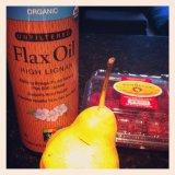 Body fat burning oil