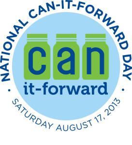 Can It Forward Day 2013 Logo
