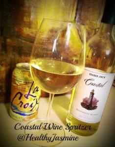 Coastal Wine Spritzer