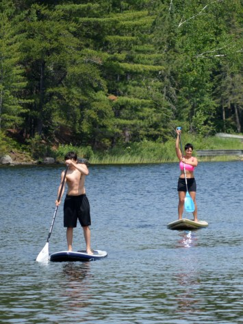 Paddle Boarding Brodrick