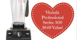 Vitamix Give Away