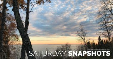 Saturday Snapshots: Lake Superior