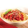 Quinoa Pasta with Vegetable Sauce