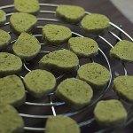 vegan avocado cookies