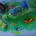 Frogs Sensory Tub