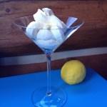 Dairy -free lemon vanilla cool whip