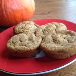 Vegan And Gluten-Free Healthy Pumpkin Muffins