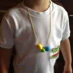 Sensory Necklace For Tantrums, Thumb Sucking and Concentration