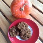 Grain-Free Pumpkin Cookies
