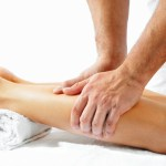 Treating Knee and Leg Issues with a Massage