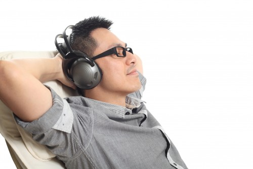 8.Listen To Music To Relax