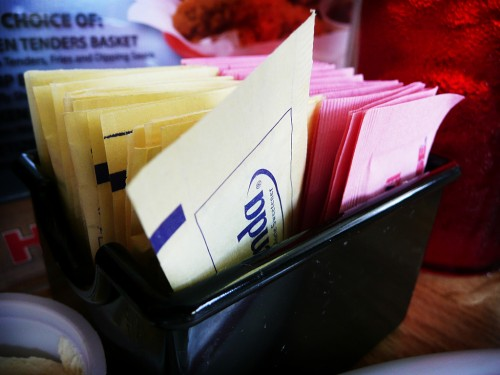 7.Artificial Sweeteners