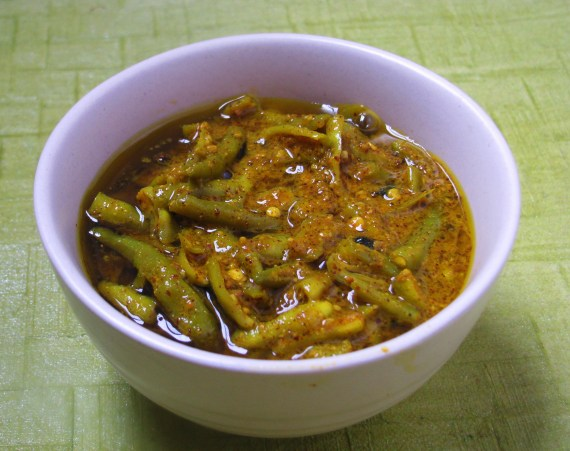 chilli pickle