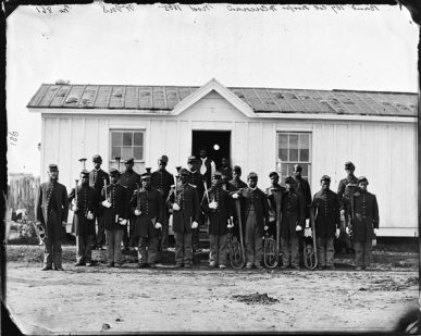 Band of 107th U.S. Colored Infantry