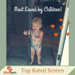 The magnetic screen door by iGotTech is really easy for the whole family to use. The strong magnetic strips really keep it closed.