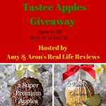 Tastee Apples Giveaway($50)Hosted byAmy