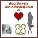 Say I Love You With a Handbag From 88 Giveaway