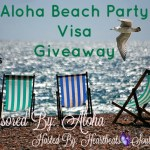 Aloha Beach Party Visa Giveaway + Hop #Memorialday #lifesabeach