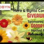 GOODBYN Hero & Bynto Containers Giveaway (2 Winners!)