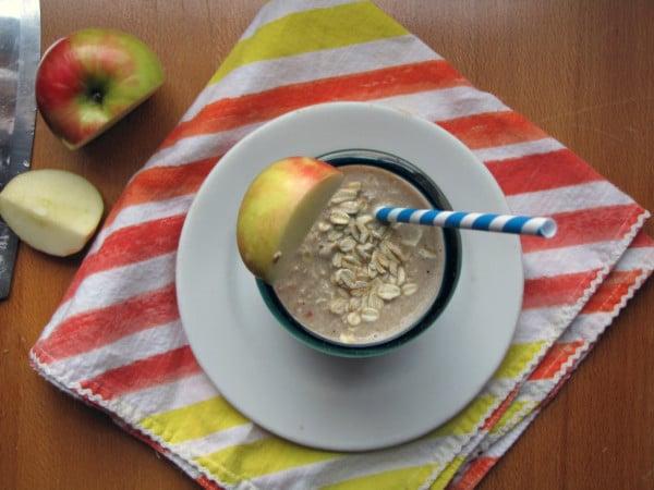 Vegan Apple Pie Milkshake