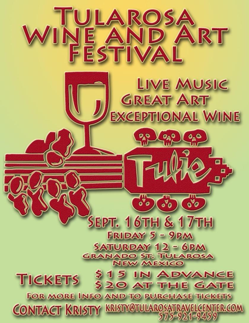 Tulie Wine & Art Festival