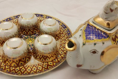 Elephant Teapots