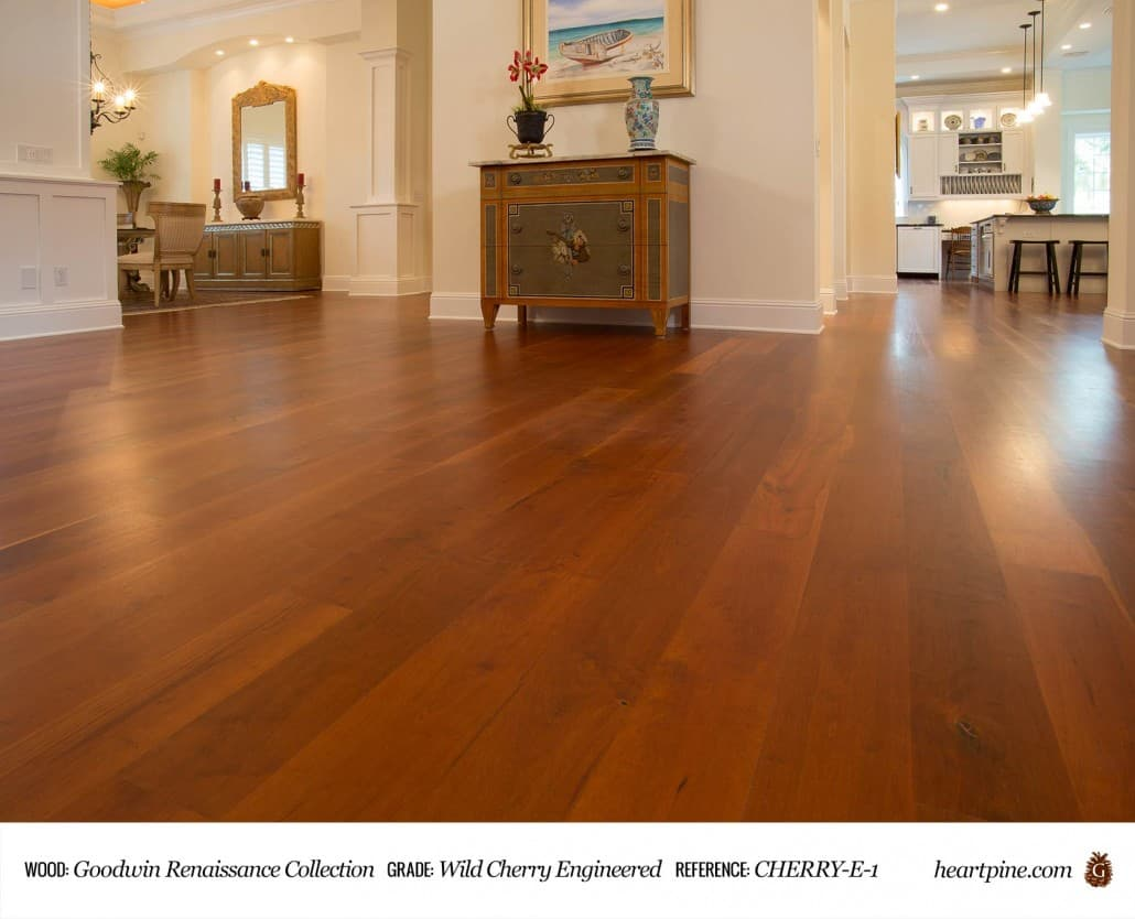Fullsize Of Cherry Wood Flooring