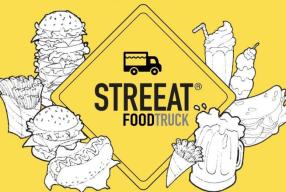 Streeat Food Truck Festival in Rome