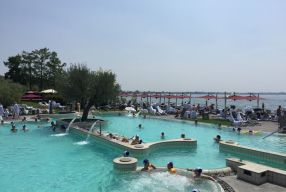 Italian Lakes and spa day: Sirmione