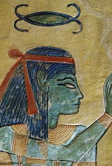 Egyptian Goddess Neith – Goddess of Weaving and War