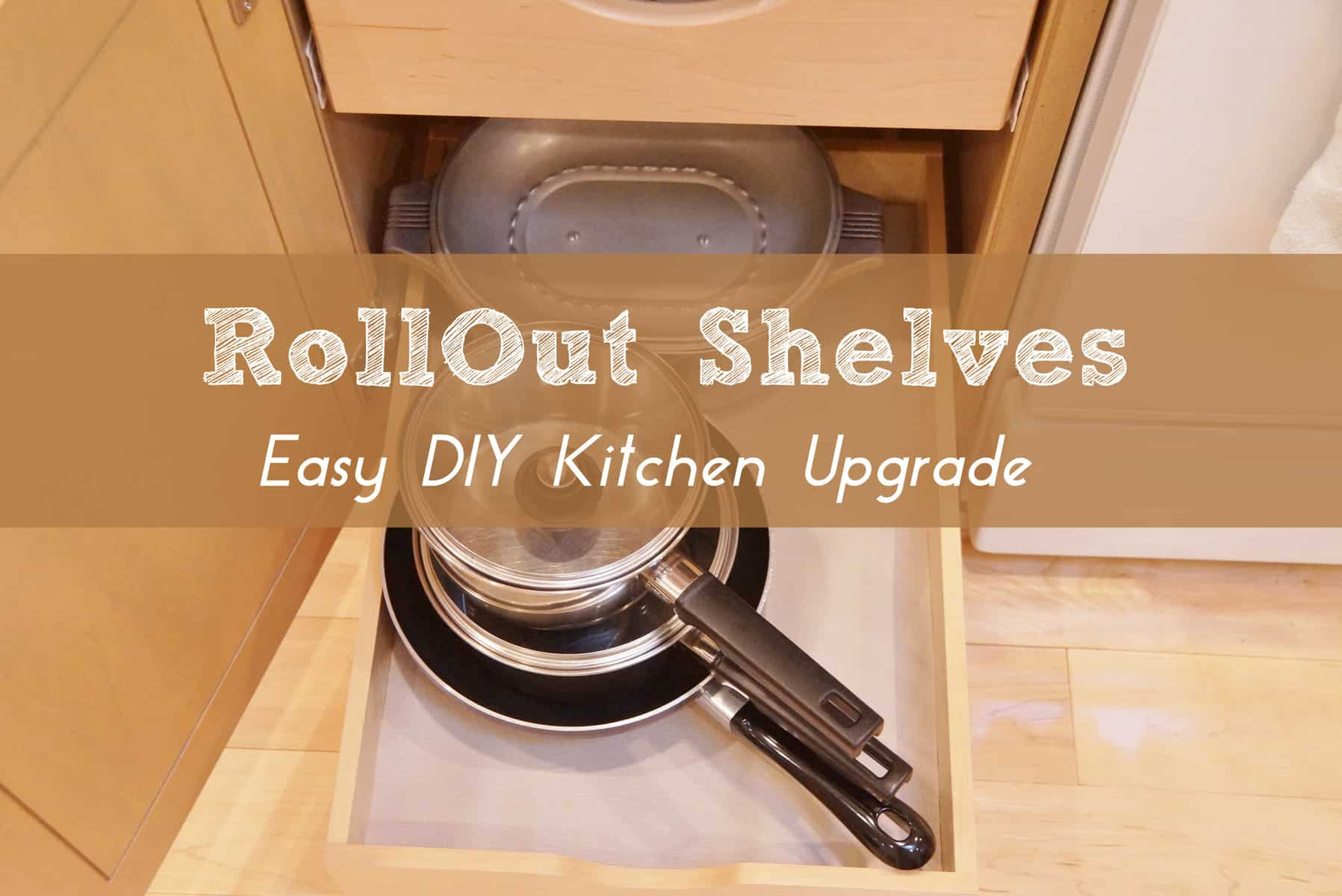 Fair 40 How To Build Pull Out Shelves For Kitchen Cabinets Design