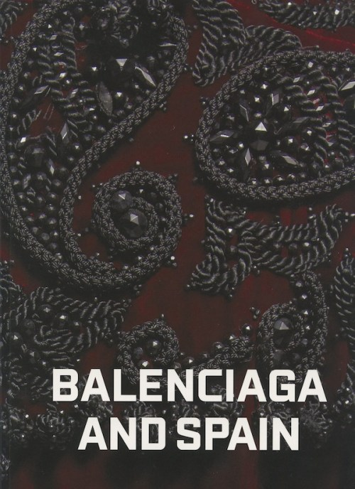 Balenciaga and Spain, the book