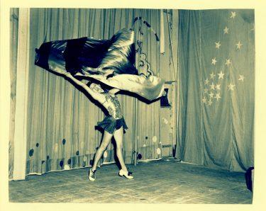 jerrul dean circus performer