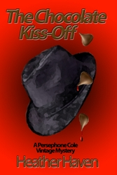 The Great Chocolate Kiss Off book cover