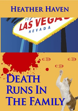 Book cover for Death Runs in the Family