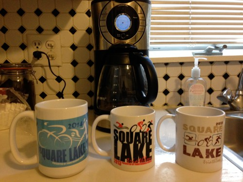 Frantic My Mug Square Lake Race Report Hear Lendway Coffee Mug Collectors Board Coffee Mug Collection