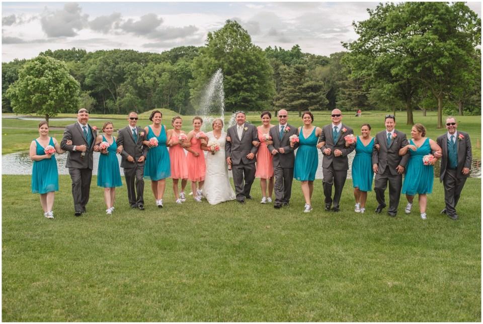 pennsauken country club, wedding, bridal portraits, family formals