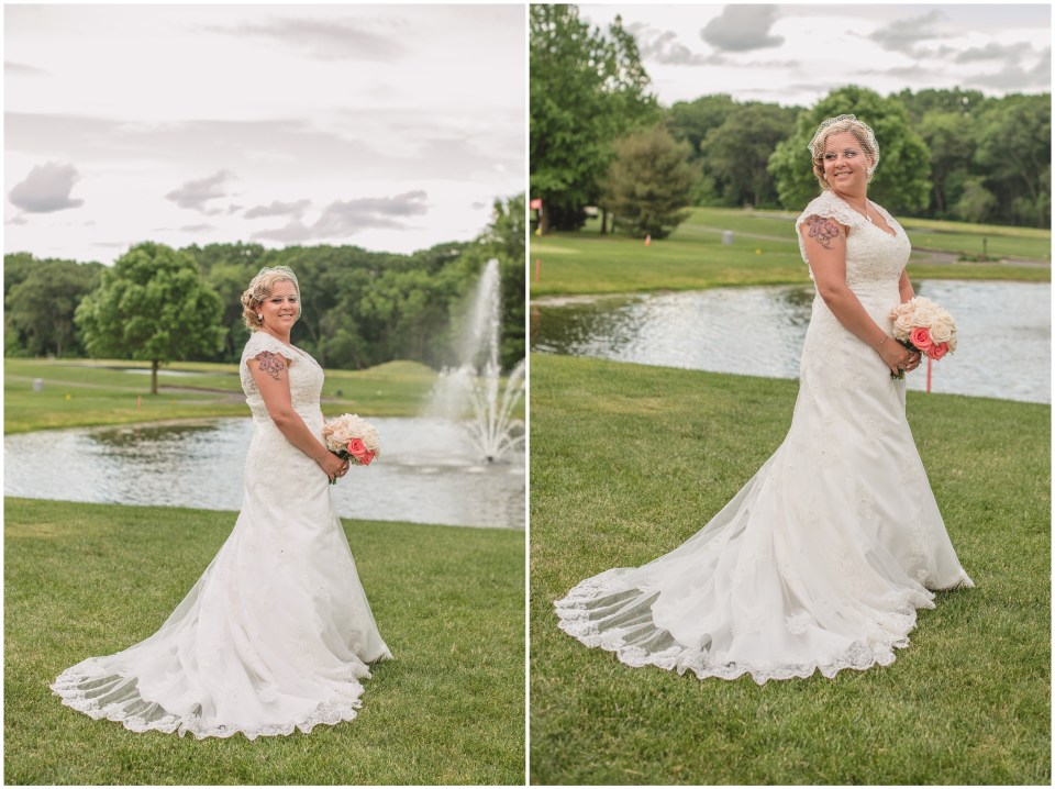 pennsauken country club, wedding, bride groom portraits, south jersey