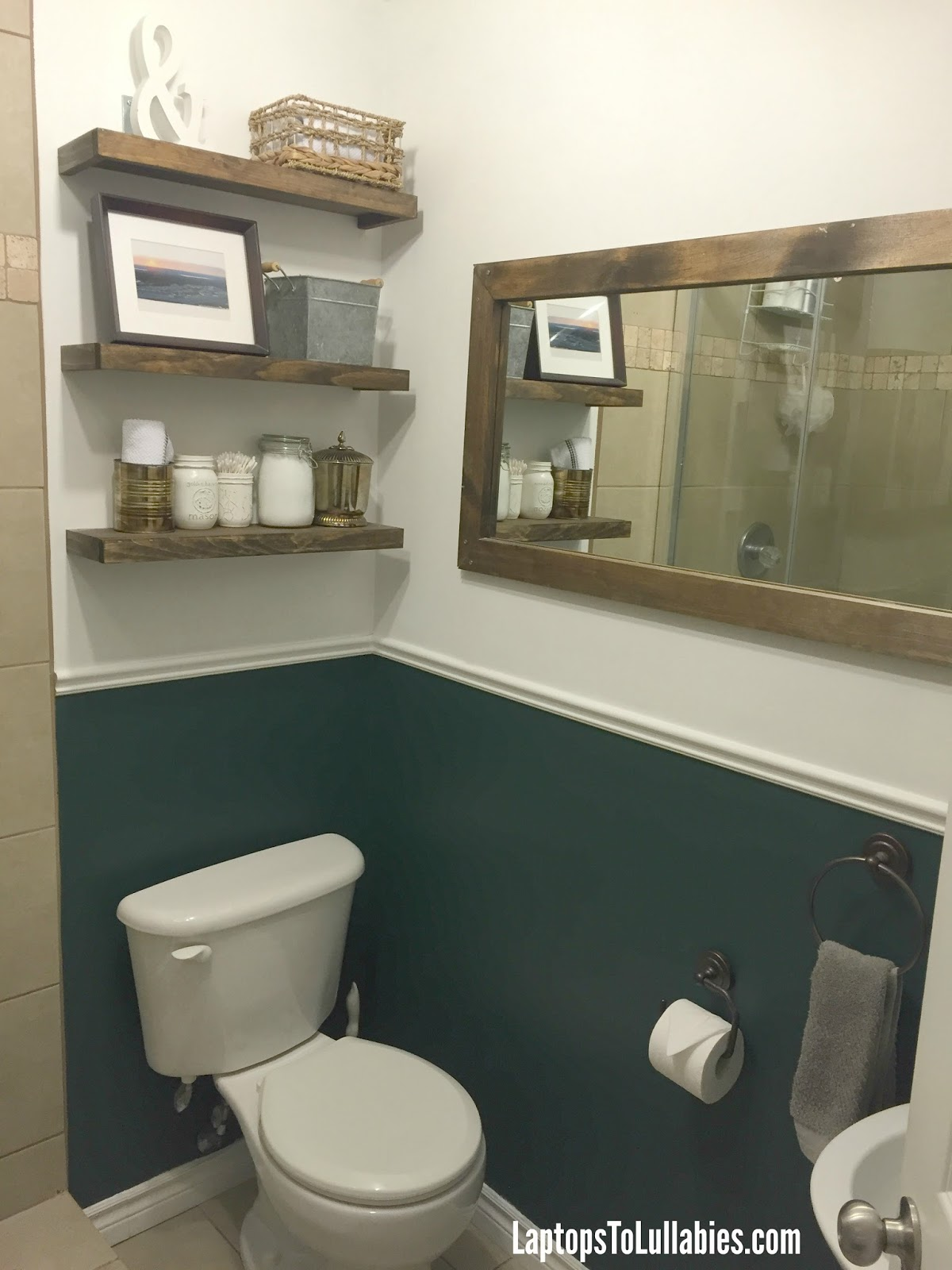 Mind Continue Reading My Weekly Diy My Handmade Home Bathroom Makeover Inspired By Chris Loves Julia Chris Loves Julia Carpet Chris Loves Julia Basement houzz 01 Chris Loves Julia