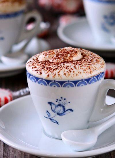 Espresso Chocolate Mousse
