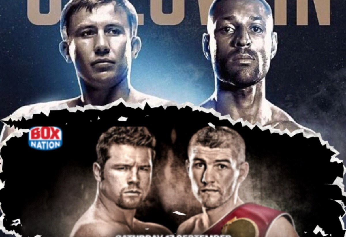 Why Golovkin-Brook & Canelo-Smith Are Both Pointless Fights