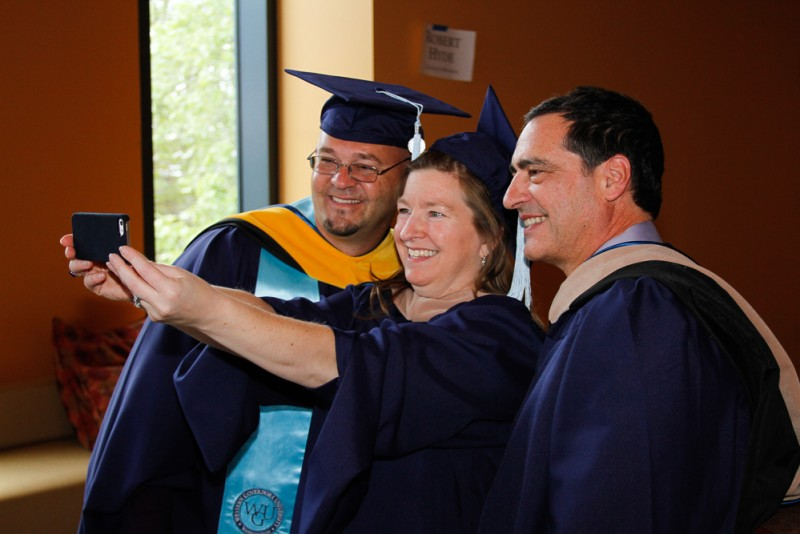 Graduates of Western Governors University. (Photo: Western Governors University)