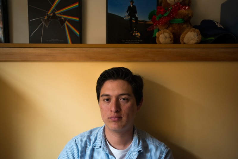 """Kenneth Maldonado joined Teach for America in 2011 in Seattle, where the organization's expansion efforts led to a controversial contract with Seattle Public Schools. Maldonado said that while he is supportive of TFA and its mission, its early missteps in Seattle were part of what he saw as the organization's """"misjudged optimism."""" (Photo: Alexandra Hootnick"""