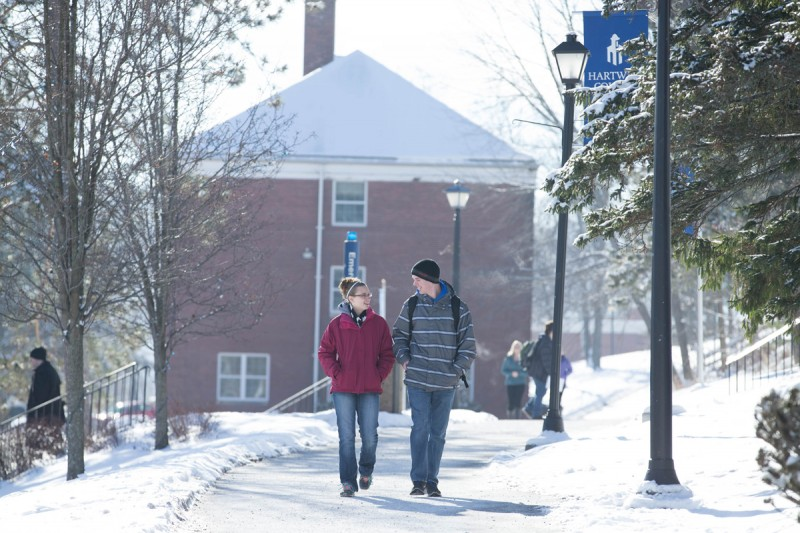 Hartwick College, which has about 1,500 students estimates it spends $300,000 a year complying with regulations.