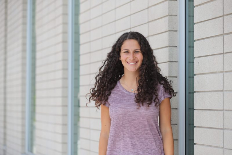 Yael Morris got a scholarship that covers about half of her tuition in the new Integrated Business and Humanities program at McMaster University near Toronto, endowed by a McMaster alumnus who majored in music and went on to work on Wall Street after earning a Harvard MBA. She says the humanities will help her learn how people from different cultures interact.