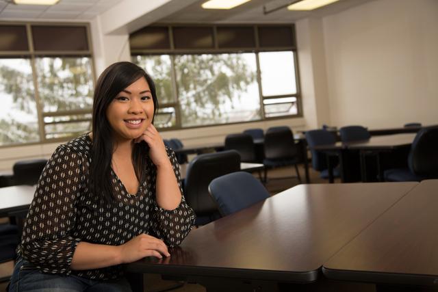 Daranie Ounchaidee (Photo: Ivy Tech Community College)