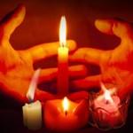 conjuros y velas