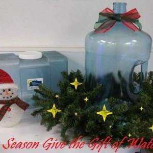 Give the Gift of Water Throughout December purchase any 3hellip
