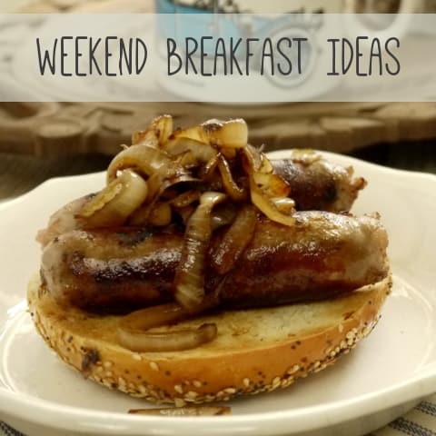 A great collection of recipes perfect to enjoy for a weekend breakfast - The Hedgecombers